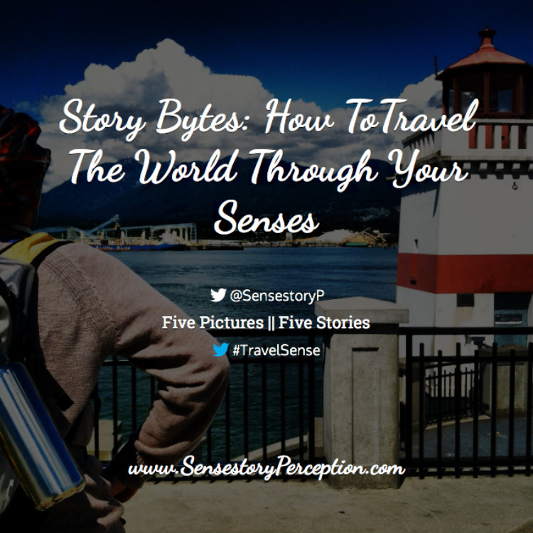 Story Bytes Travel Through Your Senses Promo Pic